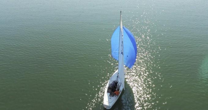 Arteckno H boat between personal and professional Plan d'Eau de Plobsheim