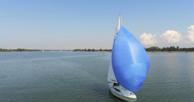Rental Sailboat Arteckno with a permit
