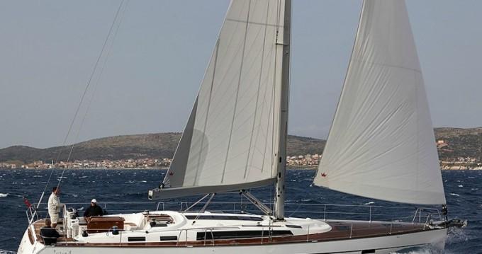 Rental Sailboat in Zadar - Jeanneau Sun Odyssey 410