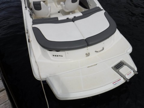 Rental Motorboat in Aix-les-Bains - Sea Ray Sea Ray 185 Sport