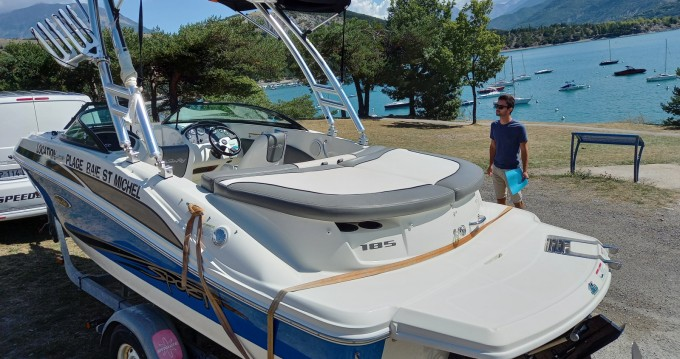 Hire Motorboat with or without skipper Sea Ray Aix-les-Bains