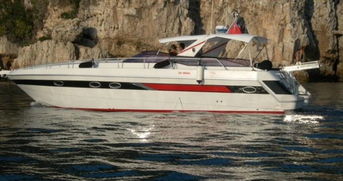 Boat rental Roses cheap Open 39