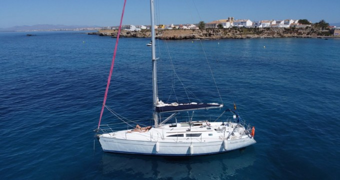 Rental yacht Santa Pola - Jeanneau Sun Odyssey 40 on SamBoat