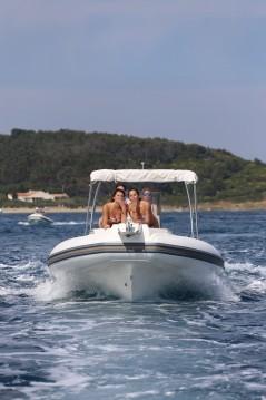 Boat rental Palma de Mallorca cheap Tempest 775