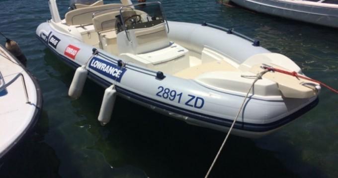 Boat rental Trogir cheap Marlin - FB 20