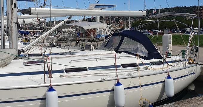 Rental yacht Portorož - Bavaria Bavaria 38 on SamBoat