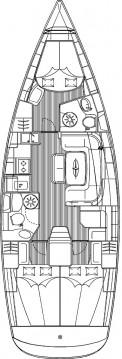 Rental yacht Punat - Bavaria Bavaria 39 Cruiser on SamBoat