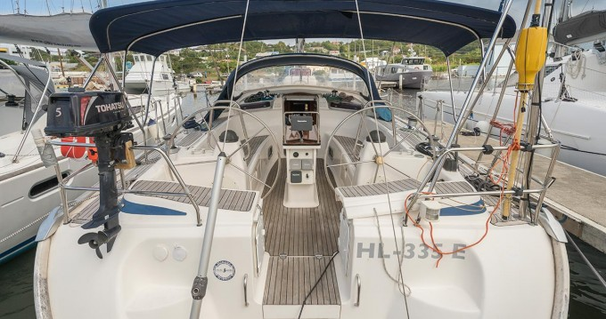 Rental Sailboat in Saint Lucia Island - Bavaria Bavaria 46 Cruiser