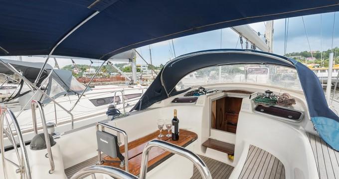 Bavaria Bavaria 46 Cruiser between personal and professional Saint Lucia Island