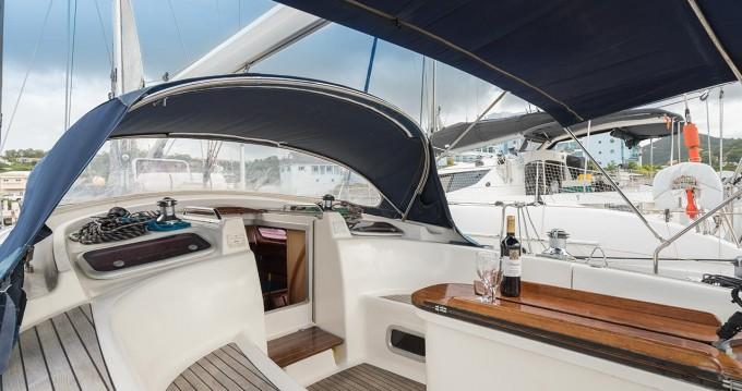 Boat rental Bavaria Bavaria 46 Cruiser in Saint Lucia Island on Samboat
