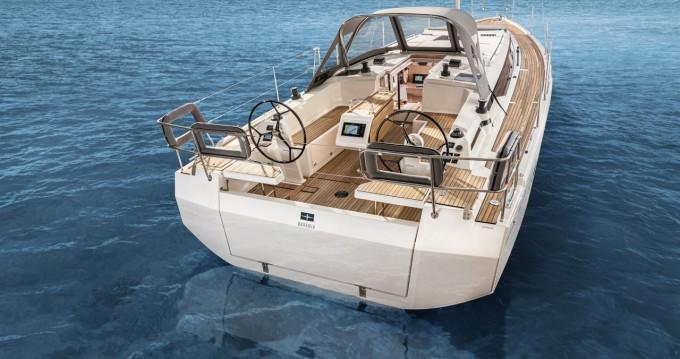 Boat rental Trogir cheap Bavaria C38 Style