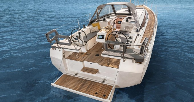 Bavaria Bavaria C38 Style between personal and professional Trogir