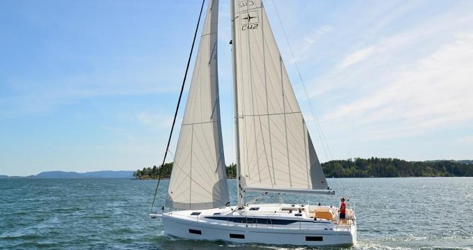 Rental Sailboat in Pula - Bavaria Bavaria C42