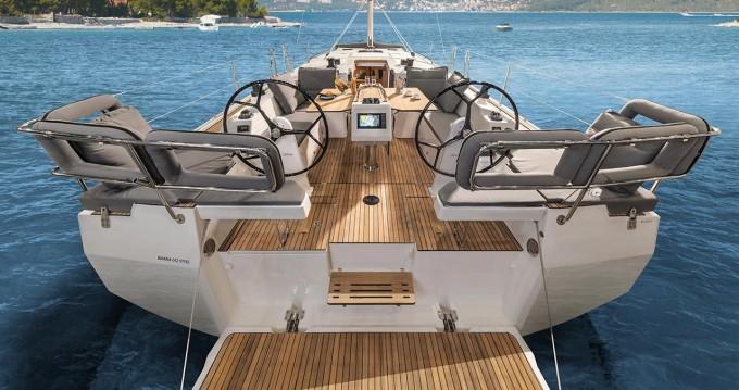 Rental yacht Biograd na Moru - Bavaria Bavaria C42 Style on SamBoat