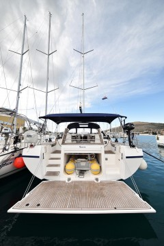 Boat rental Bavaria Bavaria C57 Holiday in Biograd na Moru on Samboat