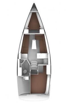 Bavaria Cruiser 33 between personal and professional Jezera