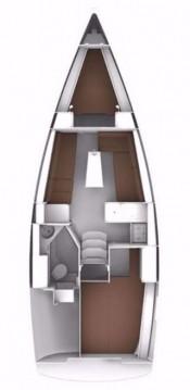 Rental Sailboat in Trogir - Bavaria Cruiser 33