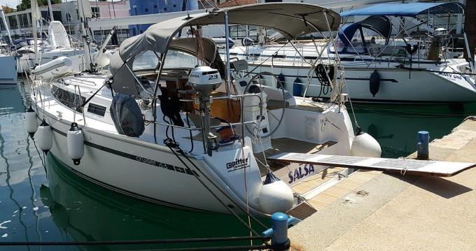 Bavaria Cruiser 33 between personal and professional Zadar