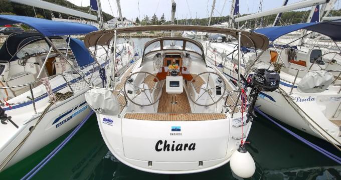 Rent a Bavaria Cruiser 34 Trogir
