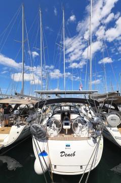 Boat rental Biograd na Moru cheap Cruiser 34