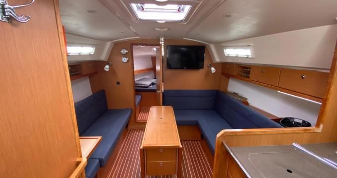 Bavaria Cruiser 36 between personal and professional Lelystad