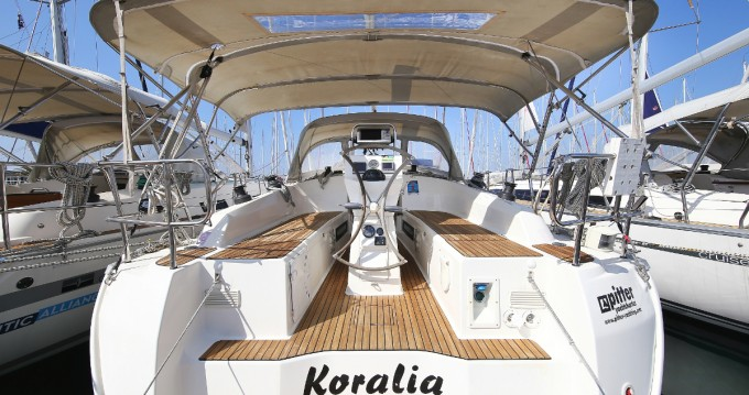 Boat rental Zadar cheap Bavaria Cruiser 36 Avantgarde