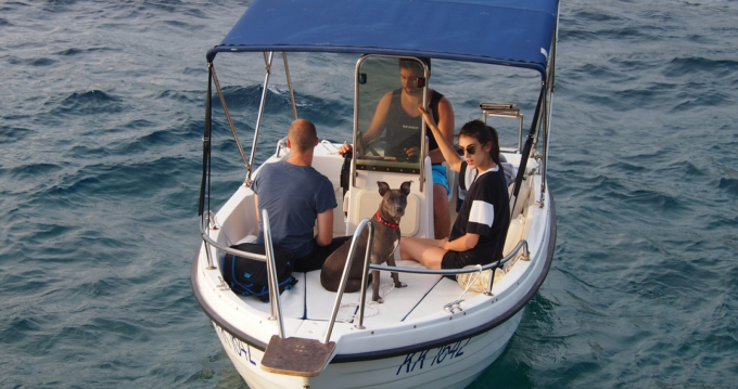 Hire Motorboat with or without skipper Reful Hvar