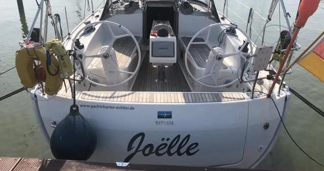 Bavaria Cruiser 37 between personal and professional Lelystad