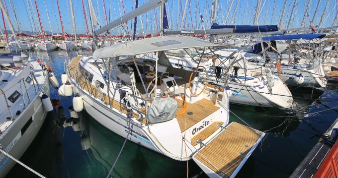 Rent a Bavaria Cruiser 37 Biograd na Moru