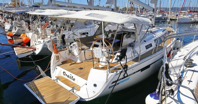 Boat rental Biograd na Moru cheap Cruiser 37