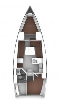 Bavaria Bavaria Cruiser 37 Style between personal and professional Trogir