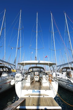 Bavaria Cruiser 40 between personal and professional Biograd na Moru