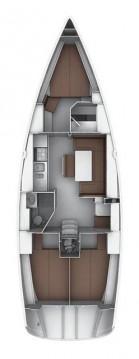Boat rental Biograd na Moru cheap Bavaria Cruiser 40 S
