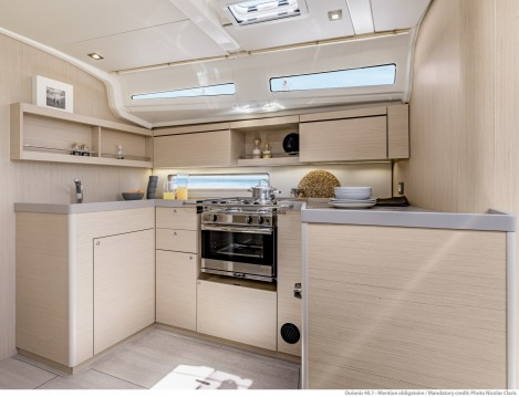 Boat rental Portocolom cheap Oceanis 40.1