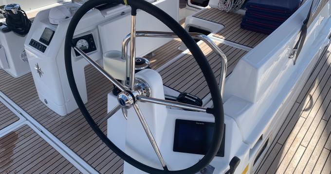 Boat rental Portocolom cheap Sun Odyssey 440