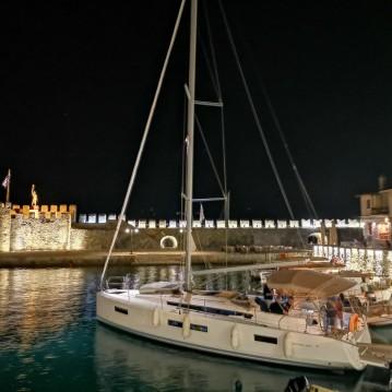 Rental yacht Gouvia - Jeanneau Sun Odyssey 440 on SamBoat