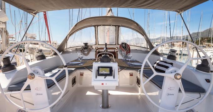 Boat rental Kaštela cheap Cruiser 51