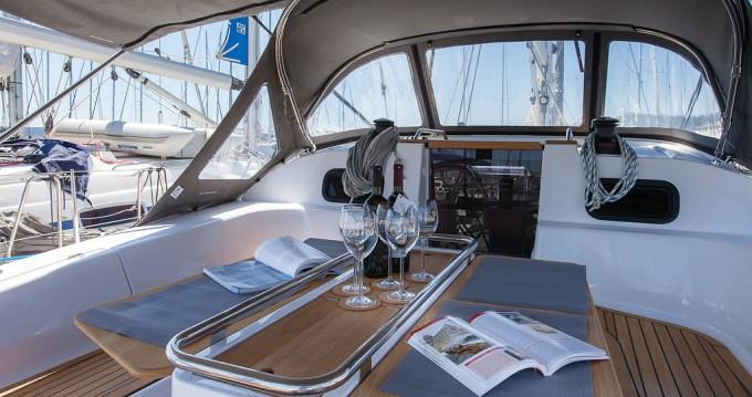 Boat rental Kaštela cheap Impression 45