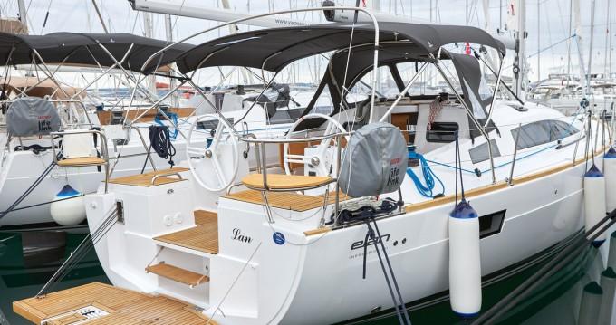 Rental Sailboat in Kaštela - Elan Impression 45.1