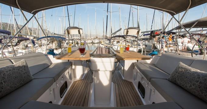 Boat rental Elan Impression 50 in Kaštela on Samboat
