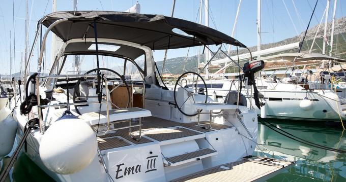Boat rental Kaštela cheap Oceanis 41.1