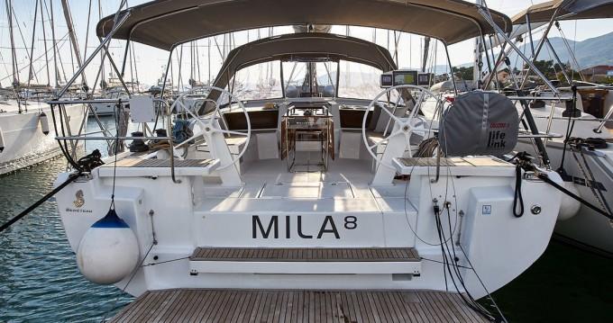 Sailboat for rent Kaštela at the best price