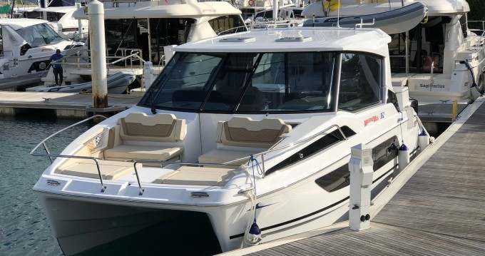 Rental yacht Marsh Harbour - Aquila Aquila 36 on SamBoat