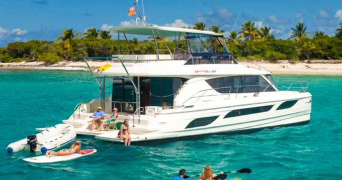 Rental yacht Marsh Harbour - Aquila Aquila 48 on SamBoat