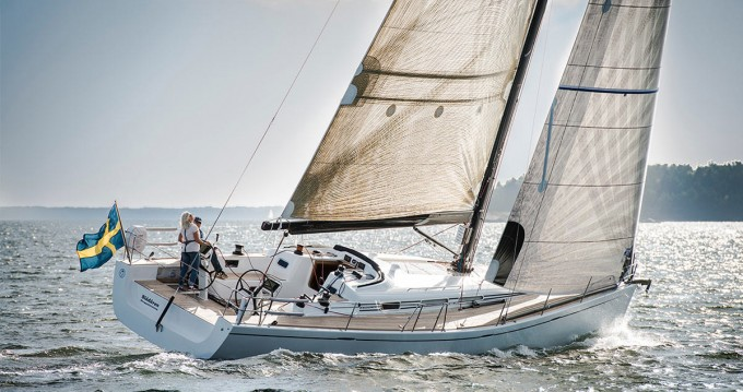 Hire Sailboat with or without skipper Arcona-Yachts Lidingö