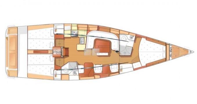 Boat rental Arcona-Yachts Arcona 465 in Lidingö on Samboat