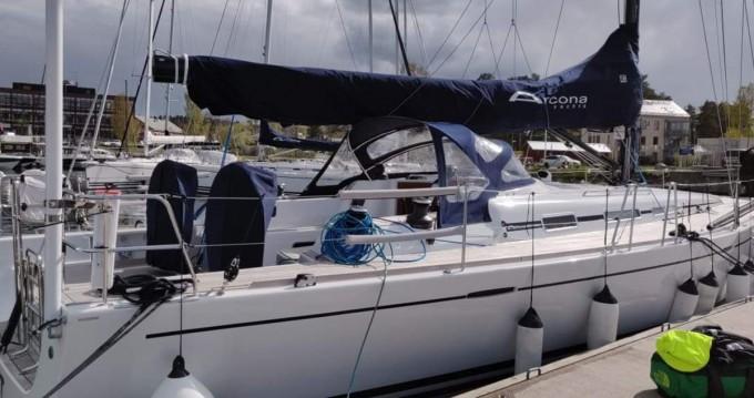 Rental Sailboat in Lidingö - Arcona-Yachts Arcona 465