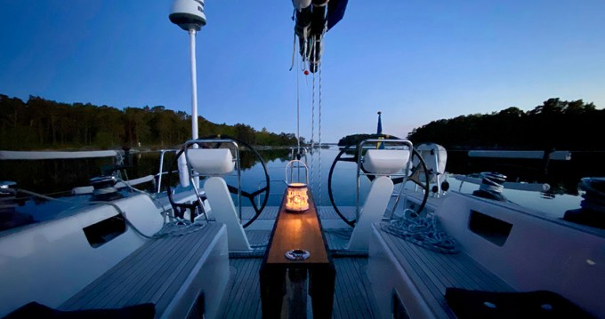 Rental Sailboat Arcona-Yachts with a permit