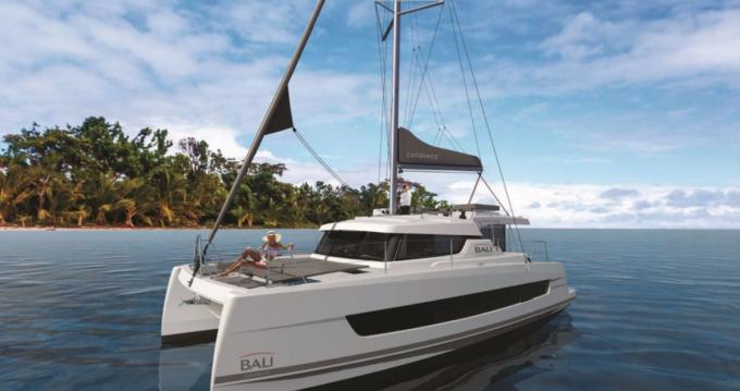 Rental yacht Marina Cay - Catana Bali Catspace on SamBoat