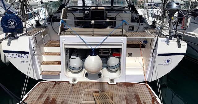 Rental Sailboat in Seget Donji - Bavaria Bavaria C57 Holiday